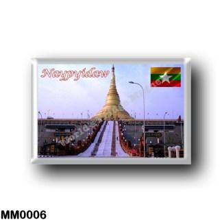 MM0006 Asia - Myanmar Burma - Naypyidaw