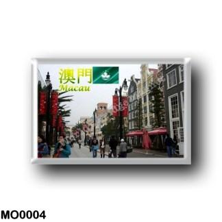 MO0004 Asia - Macau - Fisherman' s Wharf