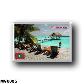 MV0005 Asia - Maldives - Madoogali