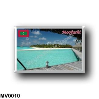MV0010 Asia - Maldives - Moofushi