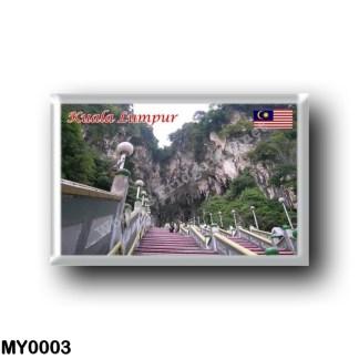 MY0003 Asia - Malaysia - Kuala Lumpur - Batu Caves