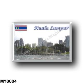 MY0004 Asia - Malaysia - Kuala Lumpur - City Centre Park