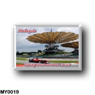 MY0019 Asia - Malaysia - Sepang international Circuit Malaysia