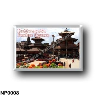 NP0008 Asia - Nepal - Kathmandu - Durbar Square