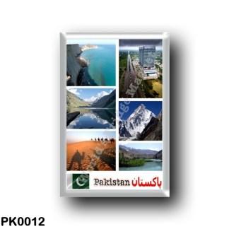 PK0012 Asia - Pakistan - Mosaic