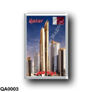 QA0003 Asia - Qatar - Büro