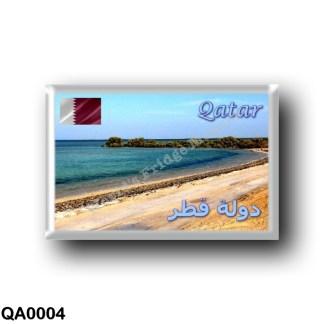 QA0004 Asia - Qatar - Dakhira Beach