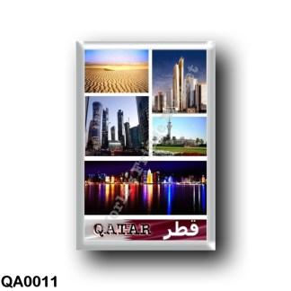 QA0011 Asia - Qatar - Mosaic