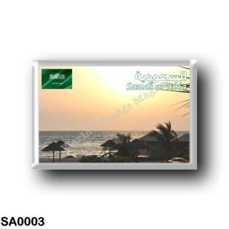 SA0003 Asia - Saudi Arabia - Farasan Island