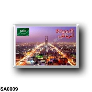SA0009 Asia - Saudi Arabia - Riyad - Panorama