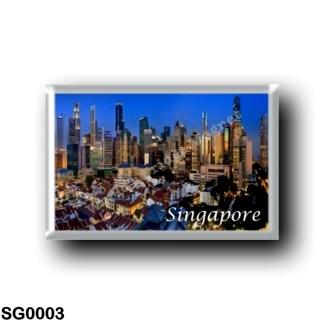 SG0003 Asia - Singapore - Panorama