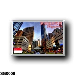 SG0006 Asia - Singapore - Raffles Place -