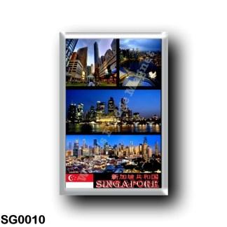SG0010 Asia - Singapore - Mosaic