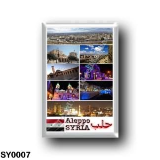 SY0007 Asia - Syria - Aleppo - Mosaic