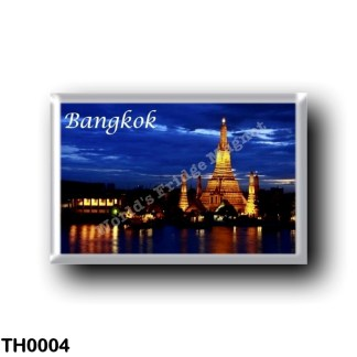 TH0004 Asia - Thailand - Bangkok - By Nigth