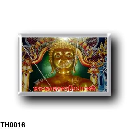 TH0016 Asia - Thailand - Rayong - Chulalongkorn Phra Phat Princess sharp