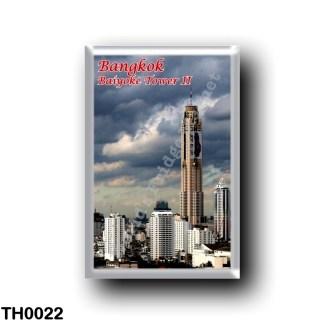 TH0022 Asia - Thailand - Sud Est Asiatico - Bayoke Tower II