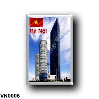 VN0006 Asia - Vietnam - Hanoi - Landmark Tower