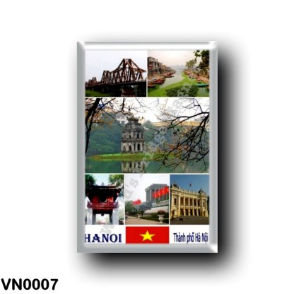 VN0007 Asia - Vietnam - Hanoi - Mosaic