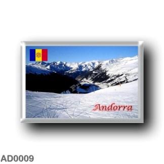 AD0009 Europe - Andorra - Grau Roig