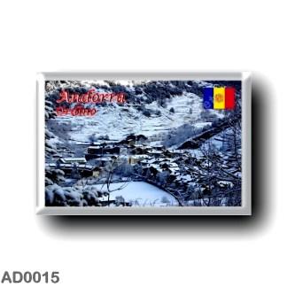 AD0015 Europe - Andorra - Ordino