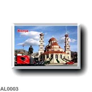 AL0003 Europe - Albania - Corizia