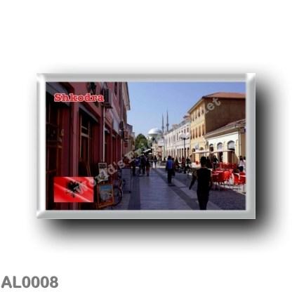 AL0008 Europe - Albania - Scutari