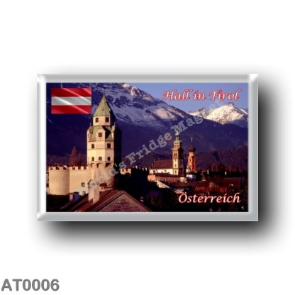 AT0006 Europe - Austria - Hall in Tirol