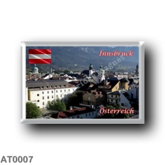 AT0007 Europe - Austria - Innsbruck