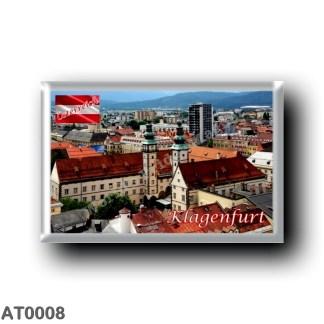 AT0008 Europe - Austria - Klagenfurt am Wörthersee