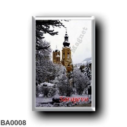 BA0008 Europe - Bosnia and Herzegovina - Sarajevo - Ortodox church