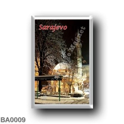 BA0009 Europe - Bosnia and Herzegovina - Sarajevo - Mosque Ferhad-Begova