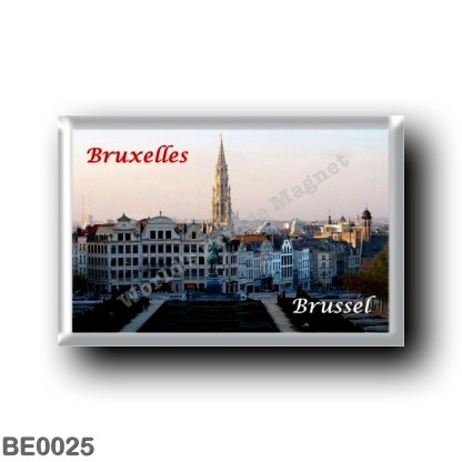 BE0025 Europe - Belgium - Brussels - Bruxelles