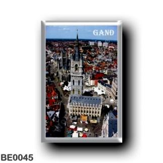 BE0045 Europe - Belgium - Gand