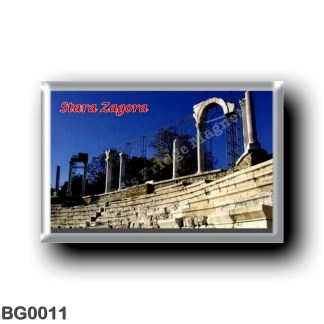 BG0011 Europe - Bulgaria - Stara Zagora
