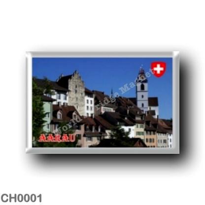CH0001 Europe - Switzerland - Aarau