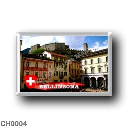 CH0004 Europe - Switzerland - Bellinzona