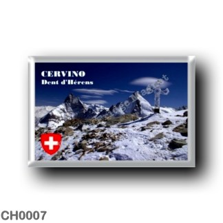 CH0007 Europe - Switzerland - Cervino