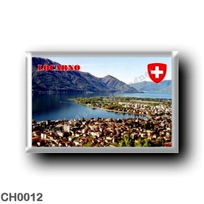 CH0012 Europe - Switzerland - Locarno