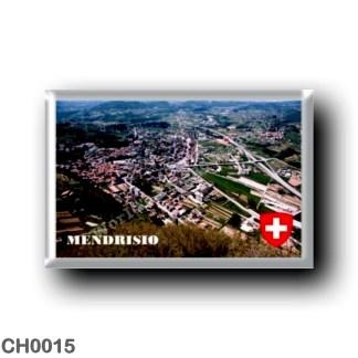 CH0015 Europe - Switzerland - Mendrisio