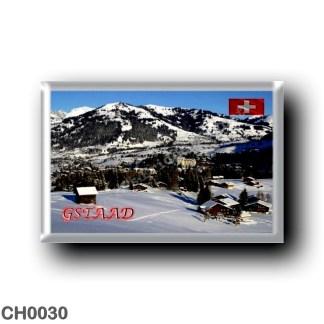 CH0030 Europe - Switzerland - Gstaad - Panorama