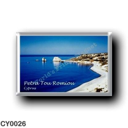 CY0026 Europe - Cyprus - Petra Tou-Romiou