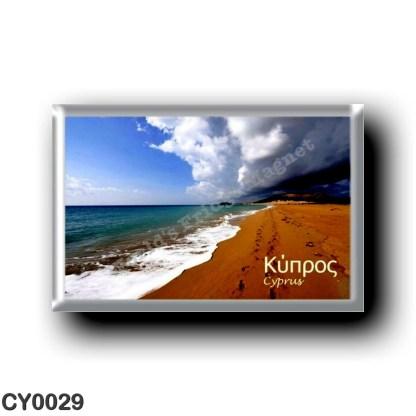 CY0029 Europe - Cyprus - Beach