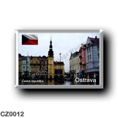 CZ0012 Europe - Czech Republic - Ostrava