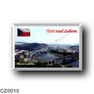 CZ0015 Europe - Czech Republic - Ústí nad Labem