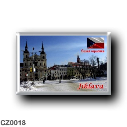 CZ0018 Europe - Czech Republic - Jihlava