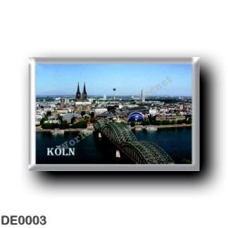 DE0003 Europe - Germany - Cologne - Köln