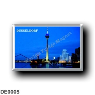 DE0005 Europe - Germany - Düsseldorf - Ansichten