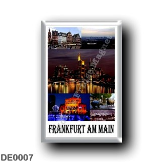 DE0007 Europe - Germany - Frankfurt - Mosaic