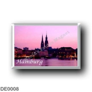 DE0008 Europe - Germany - Hamburg